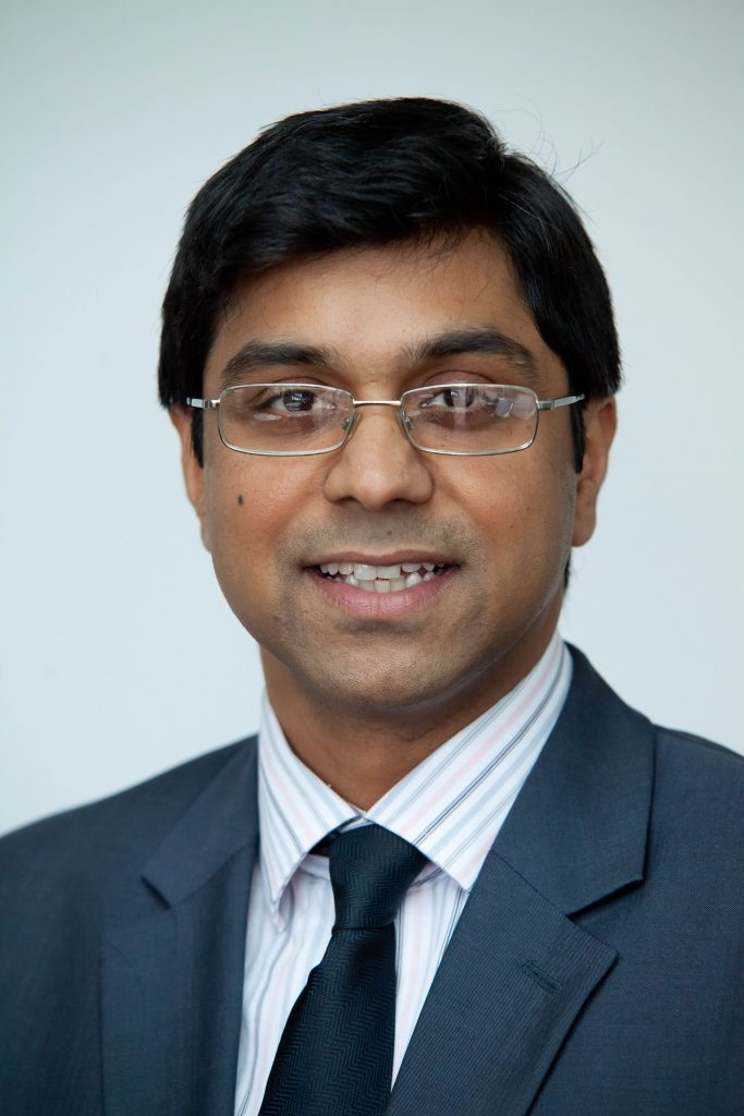 Dr Tharsha Sivayokan